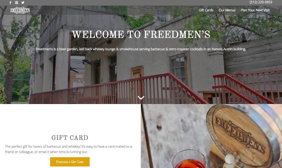 Freedmens Bar