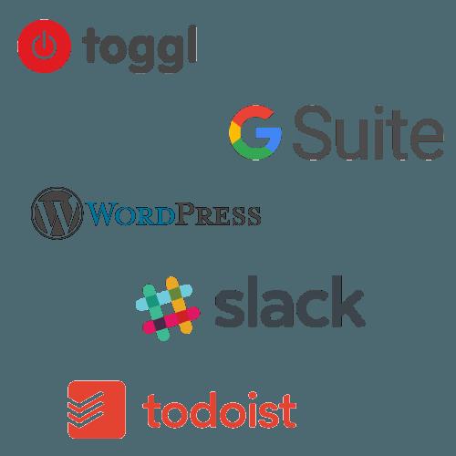 Digital tools for remote working strategies